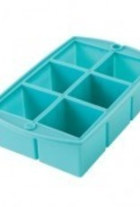 Fox Run Tulz Mega Ice Tray Teal