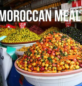 Morrocan Meal 3/8/18