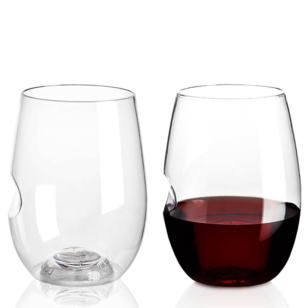 Govino 16oz Wine Glass Singles