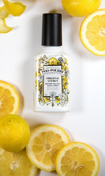 PooPourri 2oz bottle