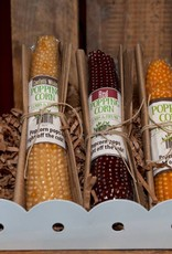 Lambs & Thyme Popping Corn Cob Gift Packed