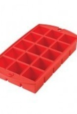 Fox Run Tulz Mini Ice Block Tray Ruby