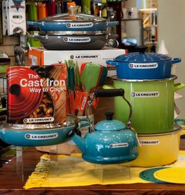 Learning to Love Le Creuset Cooking Class 10/20/17