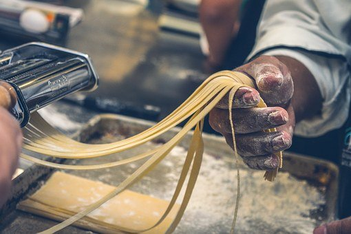 Homemade Pasta and Sauces Cooking Class - 11/2/17