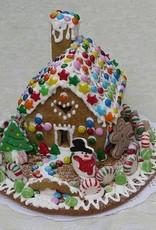 Gingerbread Houses Kids' Cooking Class - 12/3/17