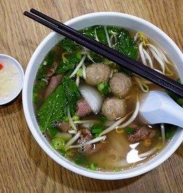 Light Asian Soups Cooking Class - 8/26/18
