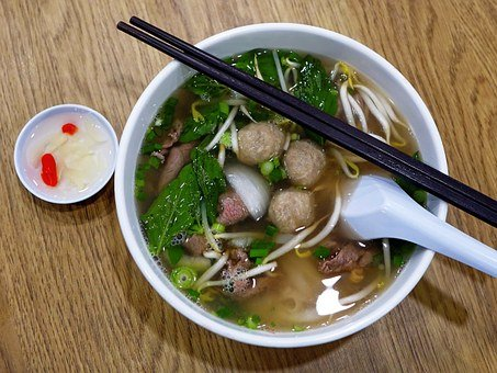 Asian Soups Cooking Class - 1/16/18