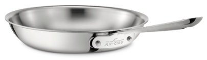 "All-Clad SS 12"" Fry Pan"