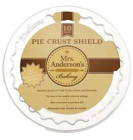 Harold Pie Shield Mrs. Anderson 10in