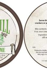 Lambs & Thyme Herb Dips Garlic Dill