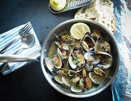 Seafood 101 Cooking Class - 3/20/18