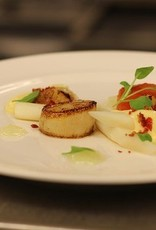 Scallops Cooking Class - 4/3/18