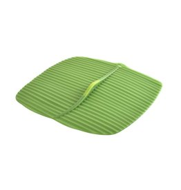 Charles Viancin Banana Leaf Sq Medium Lid (Shoptiques)