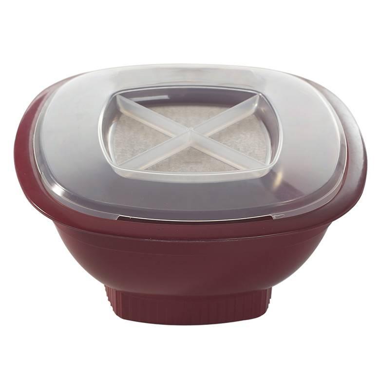 Nordic Ware Red Micro Popper