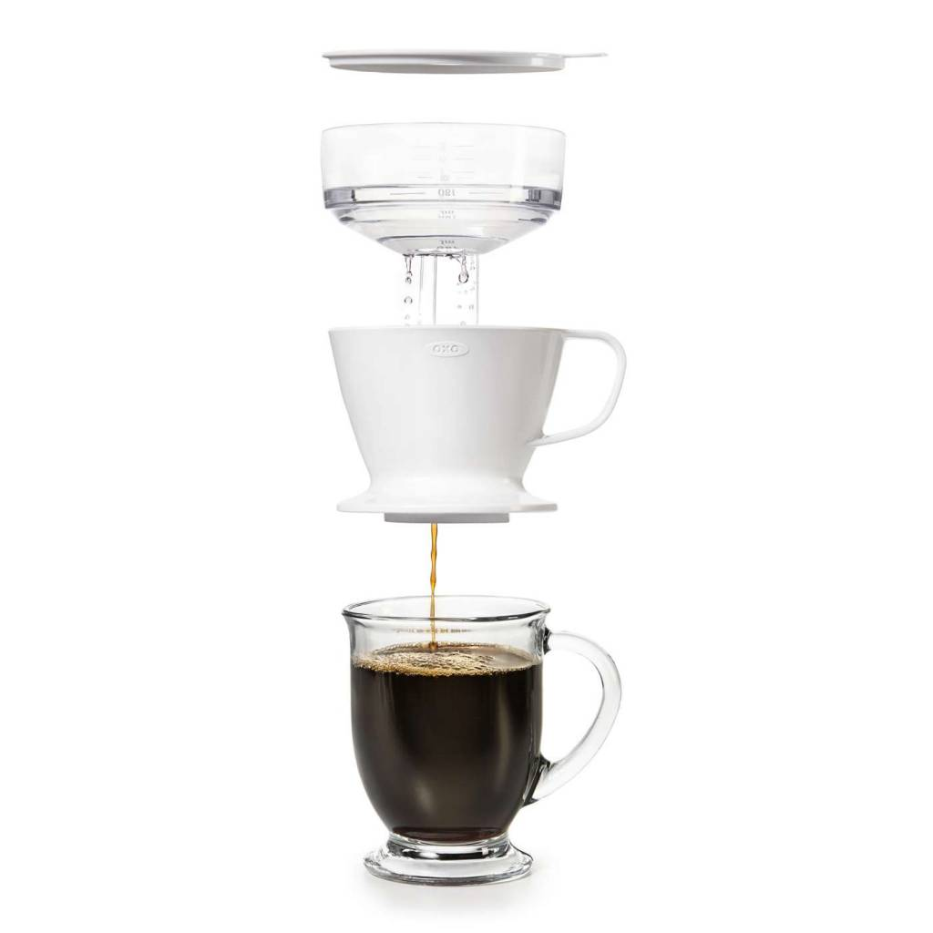 Oxo Pour Over Coffee Maker With Water Tank