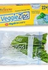 Bluapple VeggieZips