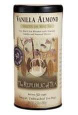 Republic of Tea Vanilla Almond bags