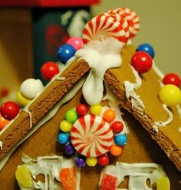 Gingerbread Houses Kids' Cooking Class - 12/2/18