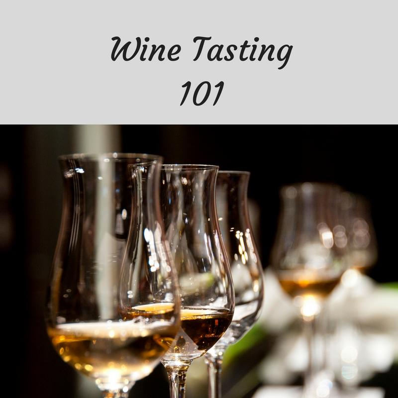 Wine 101 at Bekah Kate's