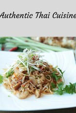 Authentic Thai Cuisine Cooking Class 9-11-18