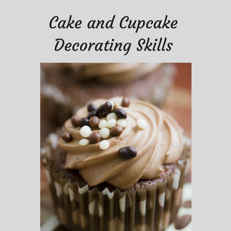 Cake and Cupcake Decoratoring
