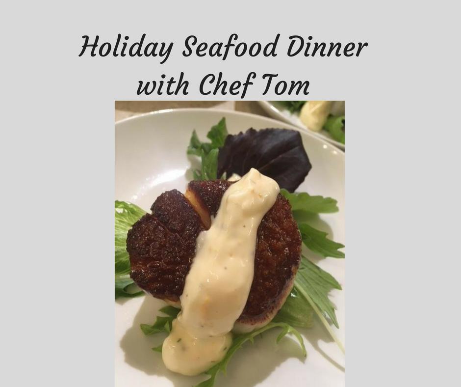 Holiday Seafood