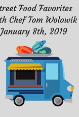Street Food Cooking Class 1/8/19