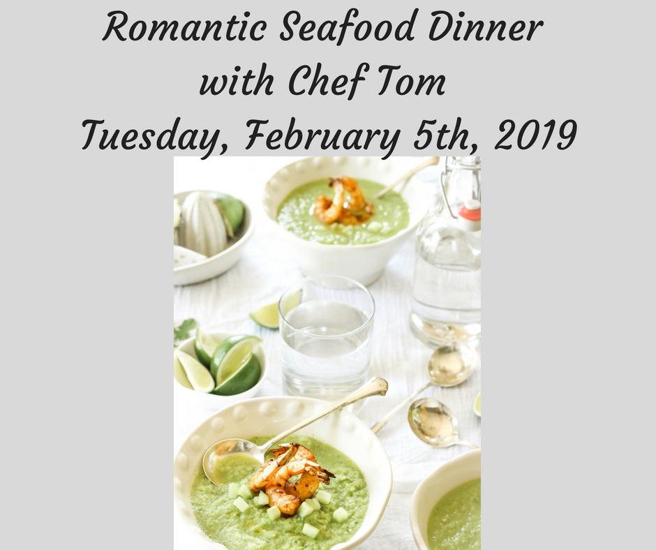 Romantic Seafood