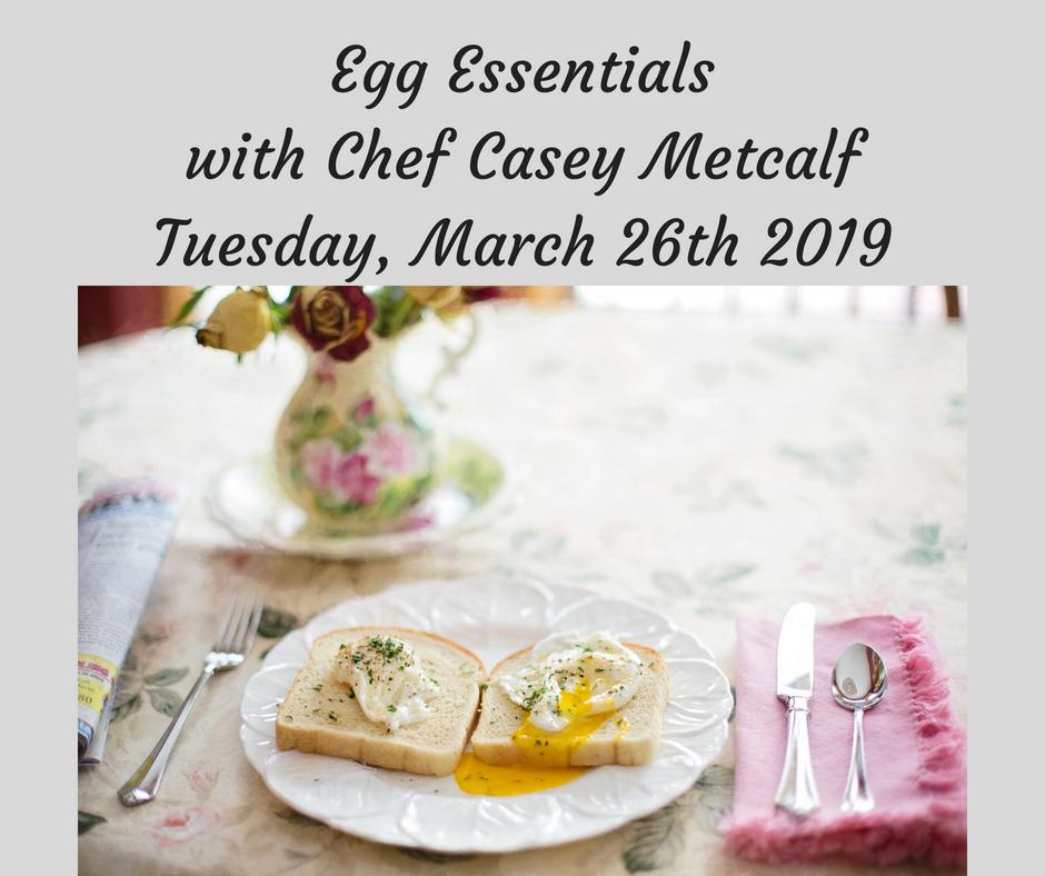 Egg Essentials