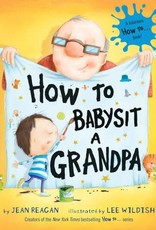 Random House How To Babysit A Grandpa Board Book