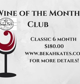 Wine of The Month Club Classic 6 Month
