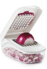 Oxo Vegetable Chopper with Easy Pour Opening