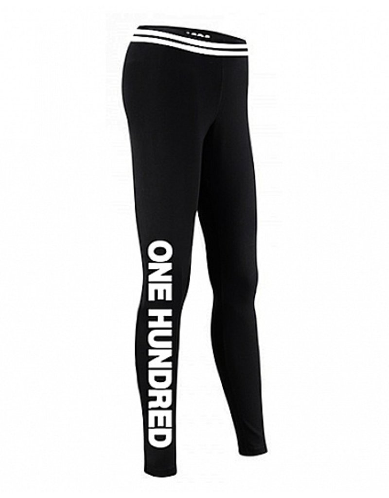 One Hundred Adult Legging