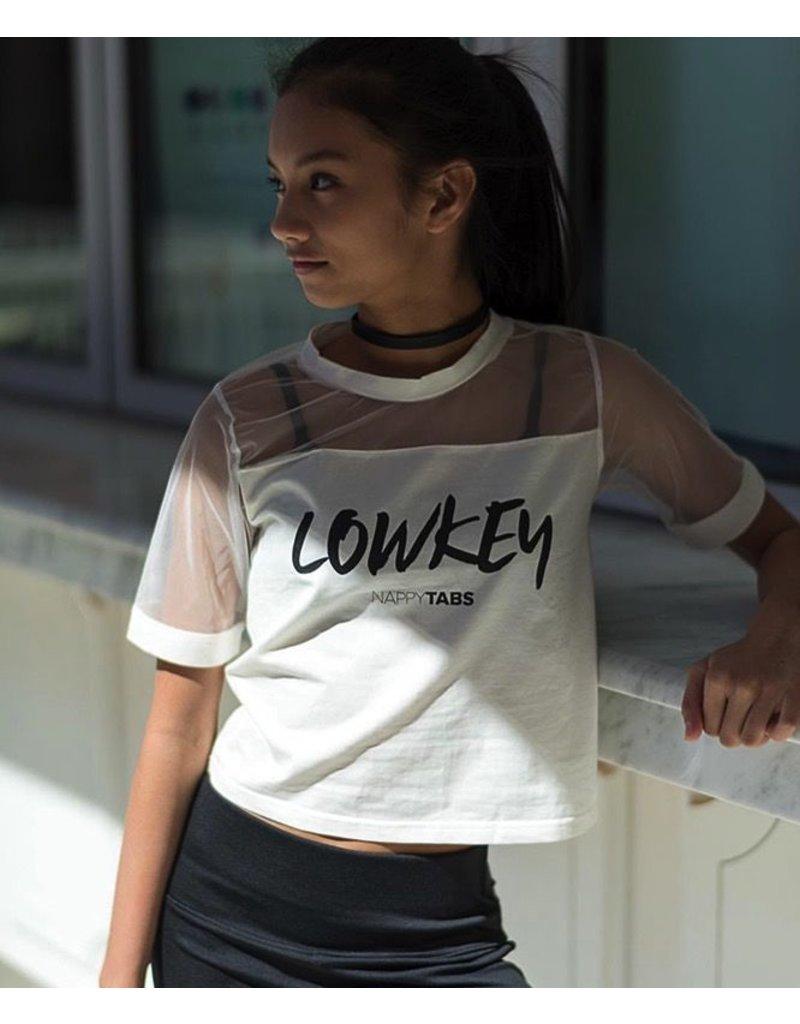 Lowkey Crop Top