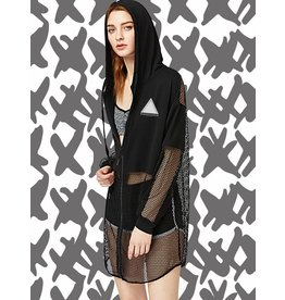 Fishnet Extended Jacket