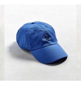 NT BLUE DAD HAT
