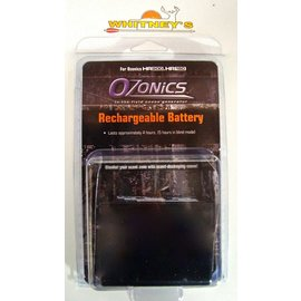 Ozonics Hunting Inc. Ozonics HR200 Electronic Scent Eliminator Rechargeable Battery