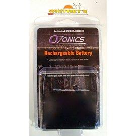 Ozonics Hunting Inc. Ozonics HR200 Electronic Scent Eliminator Rechargeable Battery