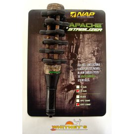 "New Archery Products (NAP) NAP Apache Stabilizer 8"" - Mathews Lost Camo - #60-194"
