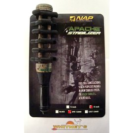 "New Archery Products (NAP) NAP Apache Stabilizer 8"" - APG Camo - #60-778"