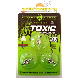 Flying Arrow Archery Flying Arrow Archery Toxic Broadhead 100 Gr.