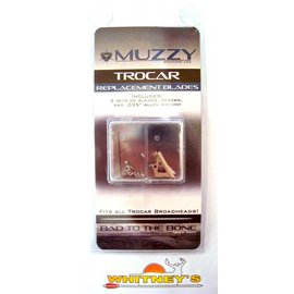 Muzzy Products Muzzy Trocar Replacement Blades-308
