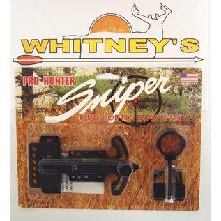 GWS GWS Pro Hunter Sniper 1 Pin Adjustable Fiber Optic Sight