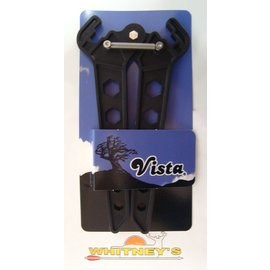 Western Recreation Ind. Western Archery Vista V-Pod Folding Kickstand for Compound Bows Black 4667