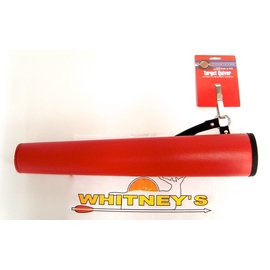 Neet Archery Products Neet Archery Products Tube Quiver Red N-614 6122