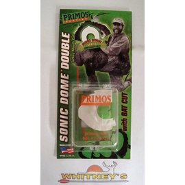 Primos PRIMOS Sonic Dome Double Turkey Mouth Call 1174