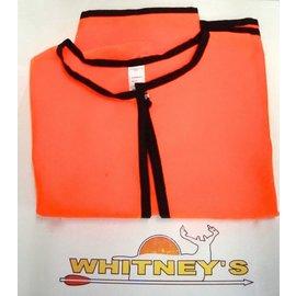 Heater Body Suit Inc. The Heater Body Suit Overlay Wide Suits Blaze Orange