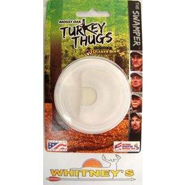 Quaker Boy Mossy Oak Turkey Thugs The Swamper by Quaker Boy Turkey Call 9104