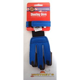 Neet Archery Products Neet Archery Products - Youth Shooting Glove - Blue - Regular NY-G2-N 60039