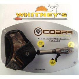 Cobra Cobra Pro Caliper E-Z Adjust Release /  Buckle Strap Camo C-437